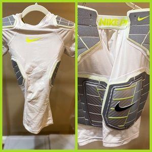 Nike Pro Targeted Impact Compression Shorts/shirt